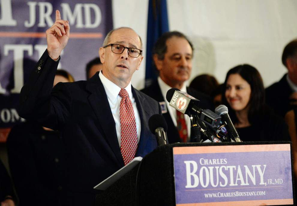 Charles Boustany 'has explaining to do' after staffers accidentally broadcast private conversation on Facebook _lowres