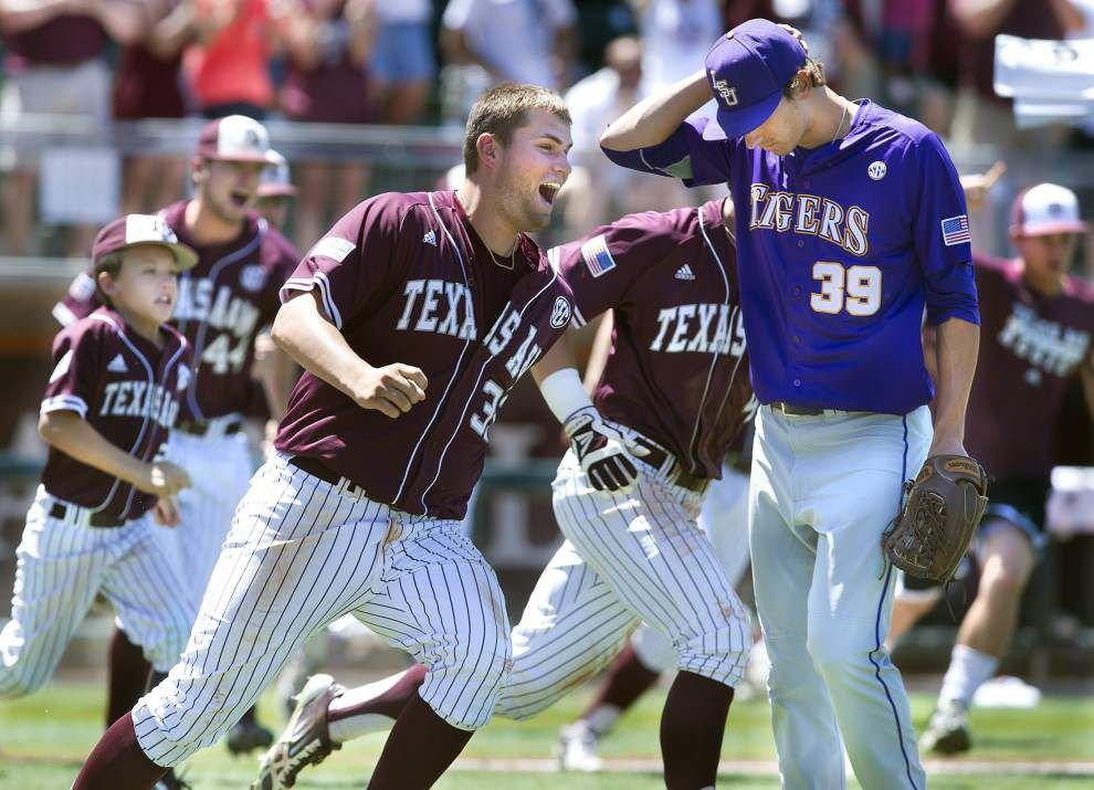 LSU baseball pregame: Tigers at Texas A&M _lowres
