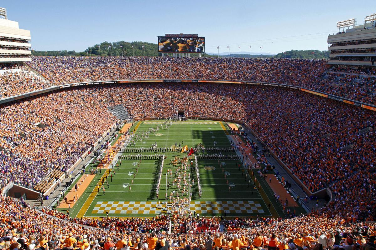 LSU Tennessee Football