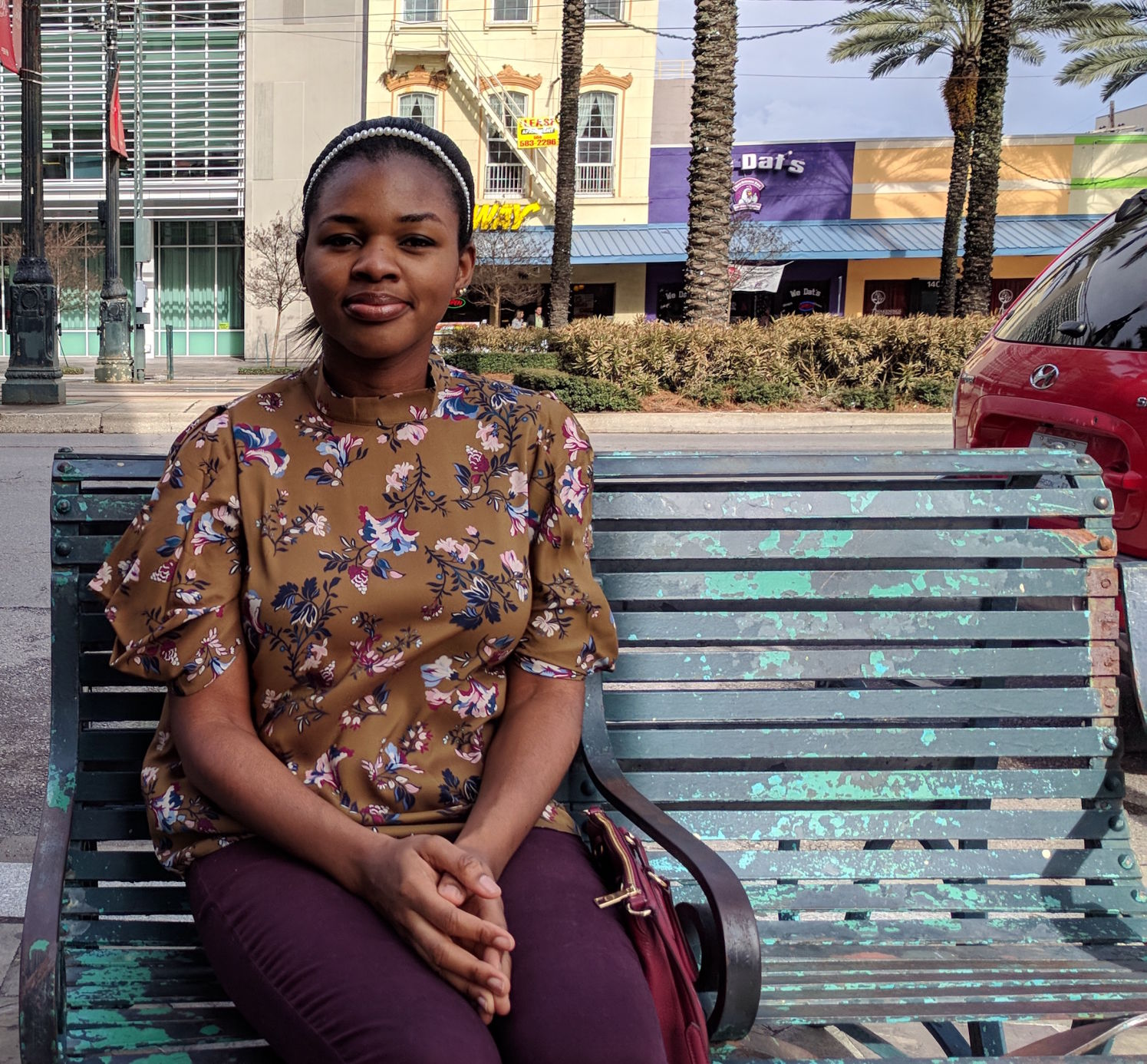 physician cover letter example%0A Adaora Okoli survived Ebola and now studies medicine at Tulane University  School of Public Health and Tropical Diseases