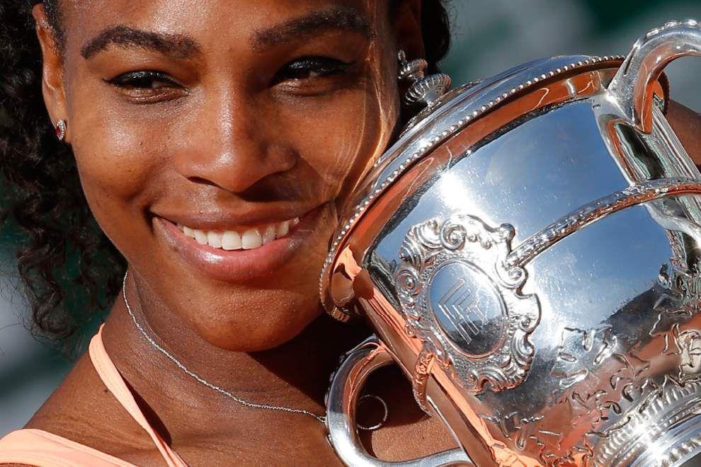 Serena Williams halfway to true Grand Slam _lowres