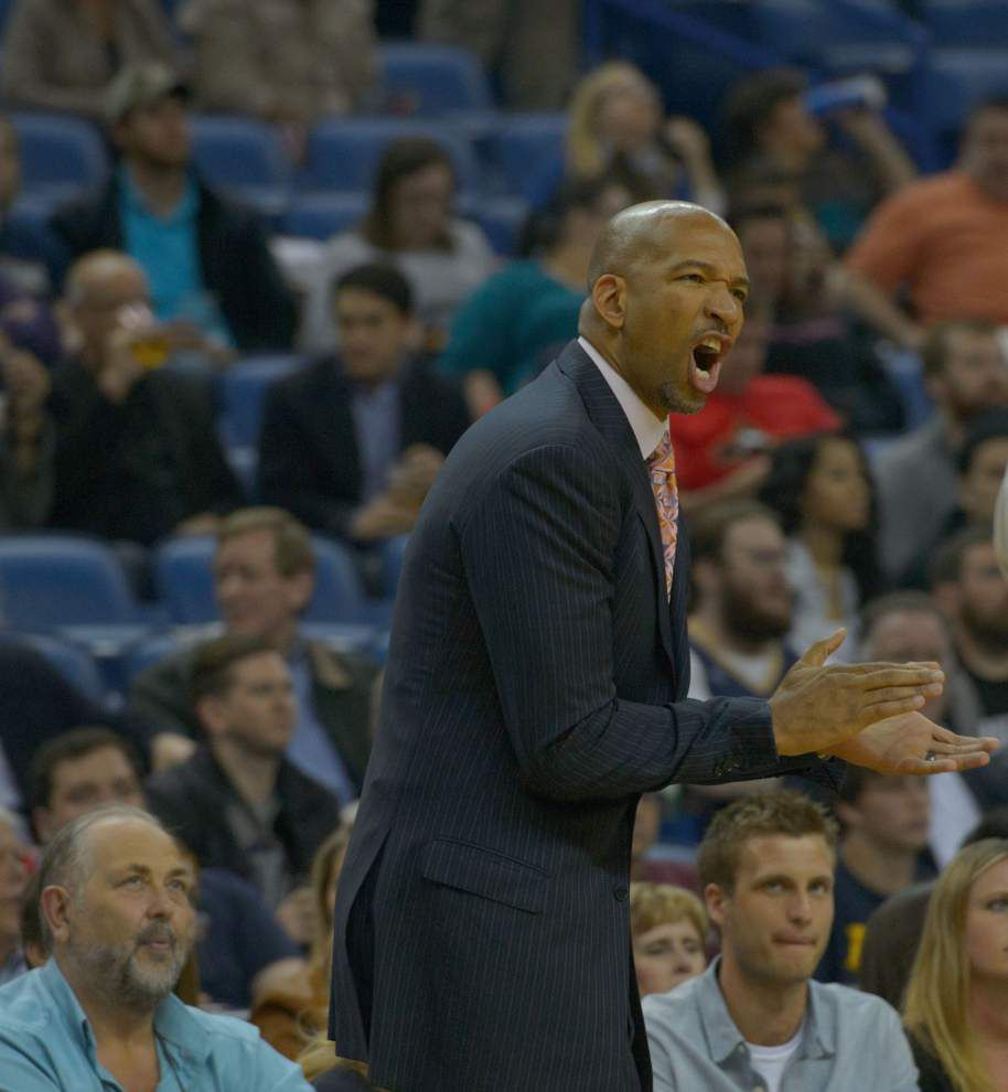 With no draft picks, Pelicans refine their sales pitch to free agents _lowres