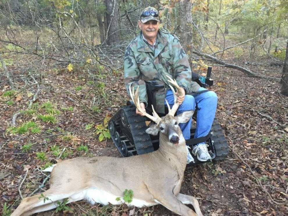 Hunters reconnect veterans with the outdoors _lowres