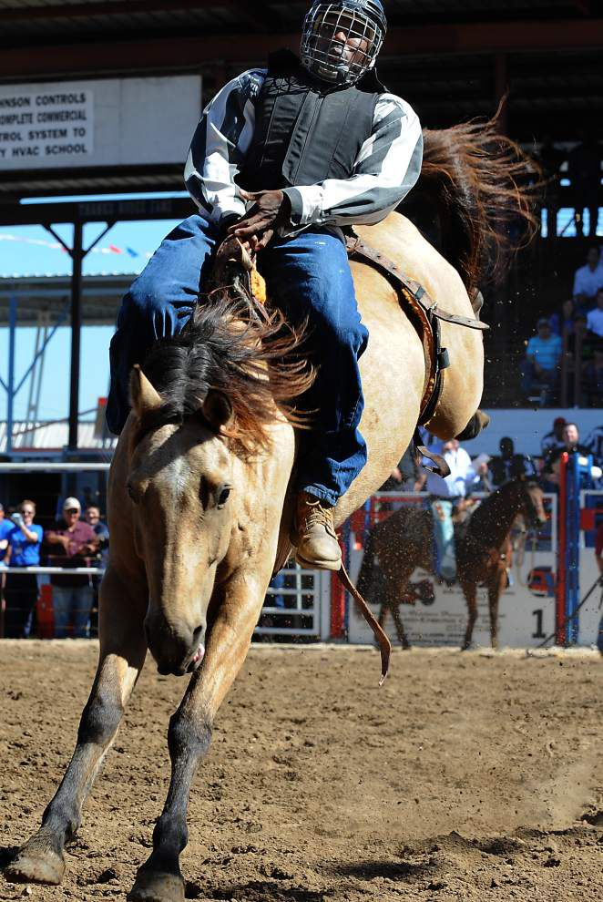 Angola Prison Rodeo lives up to its name: 'Wildest Show in the South' _lowres (copy)