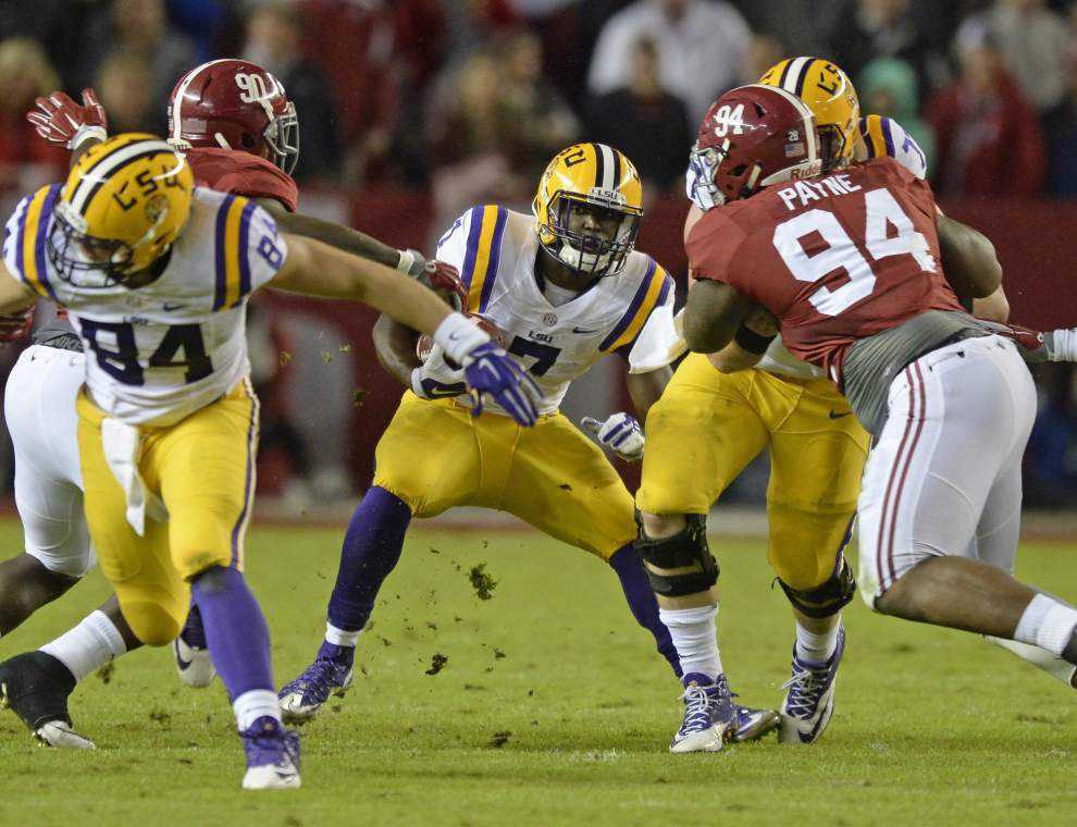 Scott Rabalais: It's time to bid adieu to some of LSU's dreams after Saturday's lopsided loss at Alabama _lowres
