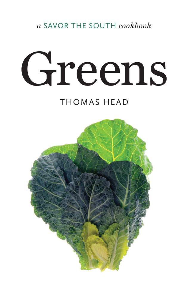 Side Dish: 'Versatility of greens' detailed in new book _lowres