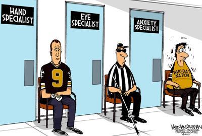 Walt Handelsman: Waiting Room