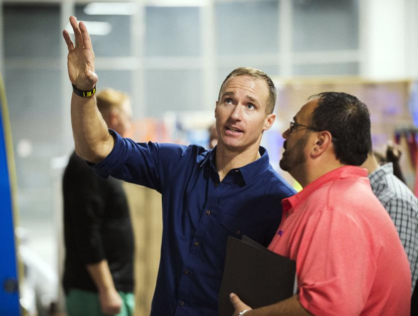 Photos: Take a look inside Surge Entertainment with Drew Brees - The Advocate