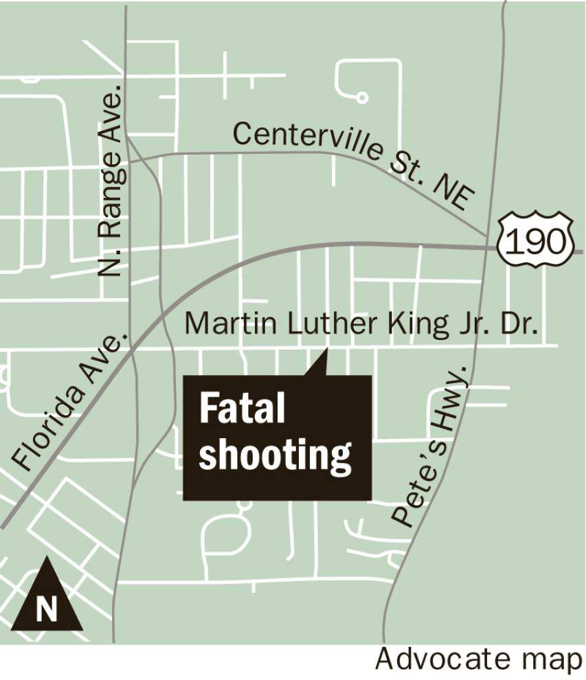 Suspect arrested in Denham Springs shooting that killed a Walker man Monday night _lowres