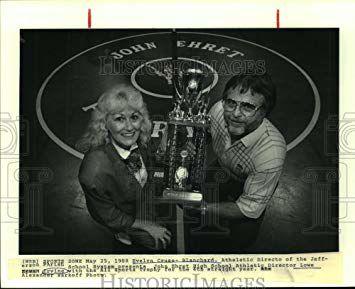 Evelyn Cruse-Blanchard, Lowe Irvine, former Jefferson Parish Public School System athletic directors