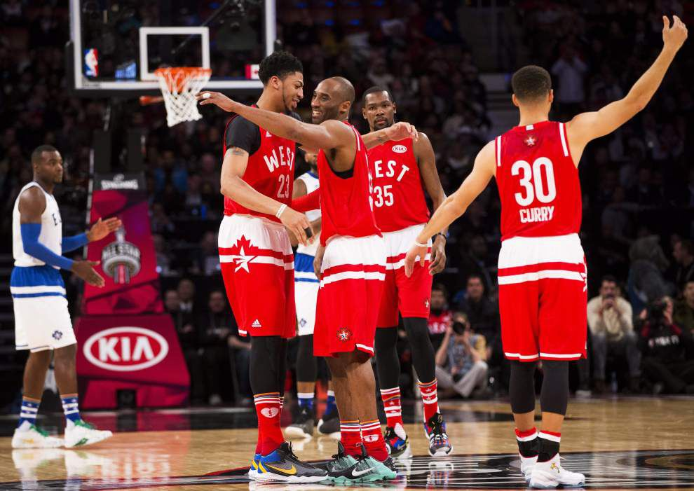 An All-Star finish? Strong showing in Toronto gives the Pelicans' Anthony Davis a boost heading into the season's second half _lowres