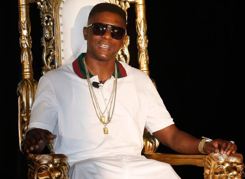 Appeals court upholds judge's life sentence for 'Marlo Mike' Louding, protege of rapper 'Lil Boosie,' in murder-for-hire slaying _lowres