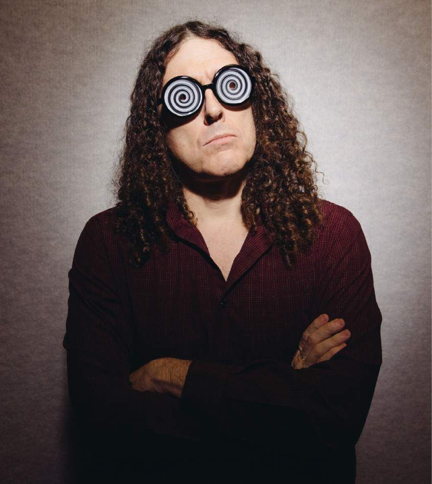 'Weird Al' on his weirdly successful week in music _lowres