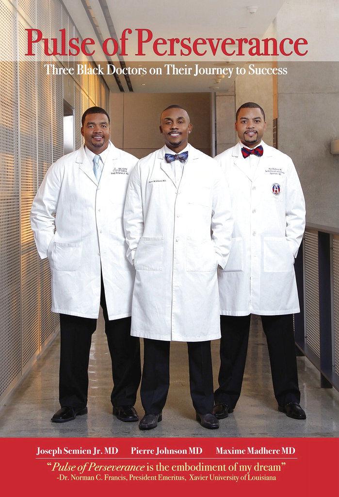 three black doctors, graduates of xavier in louisiana, detail hard