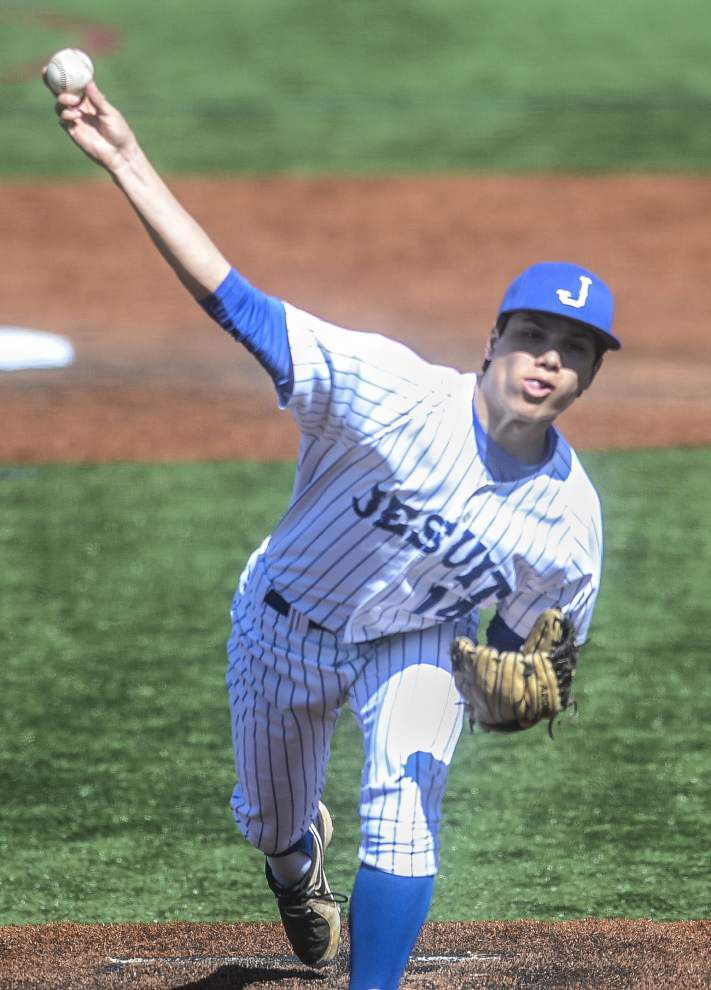 Jesuit breaks through to top Hahnville _lowres
