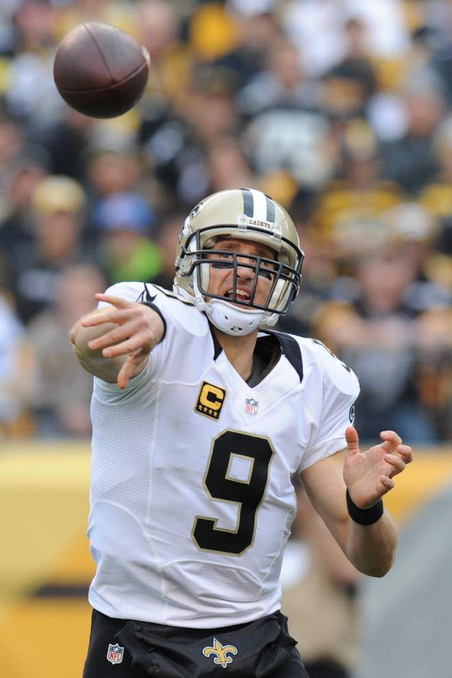 Rabalais: Best way to sum up these New Orleans Saints? Expect the unexpected _lowres