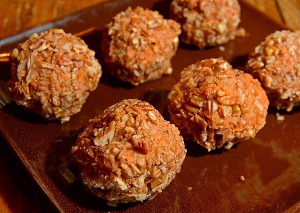 Sweet Potato Pecan Balls _lowres