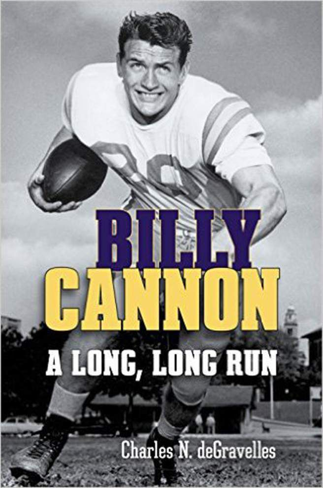 Review: Billy Cannon biography tells the good, the bad and the in-between _lowres