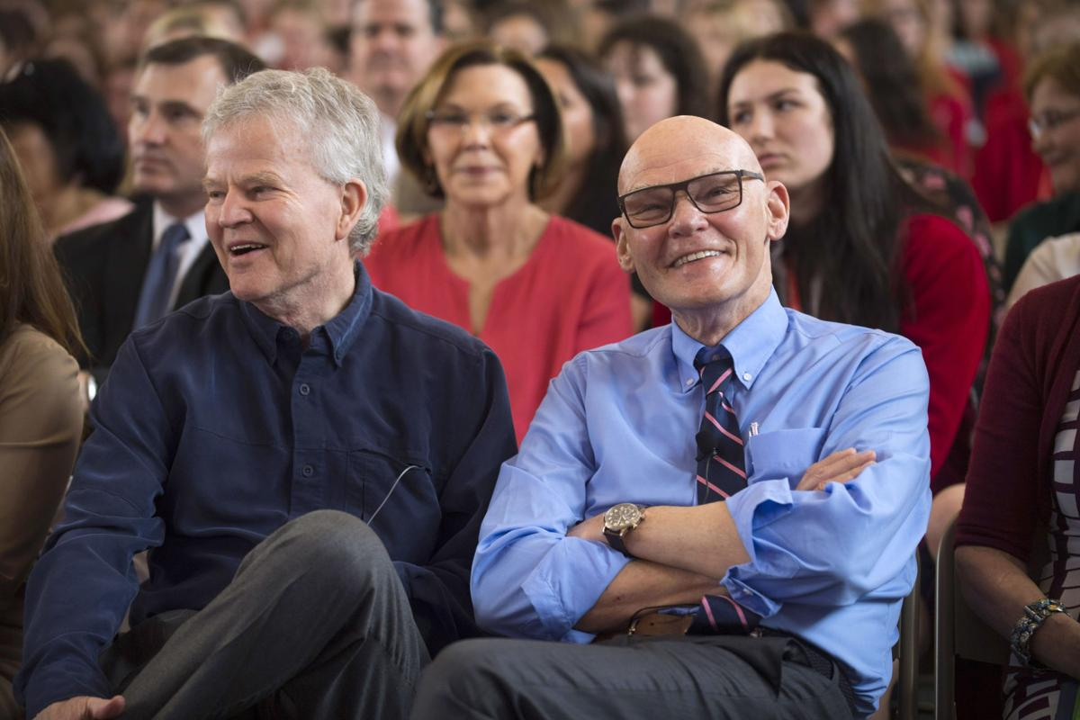 Political odd couple James Carville, Mary Matalin say it's ...