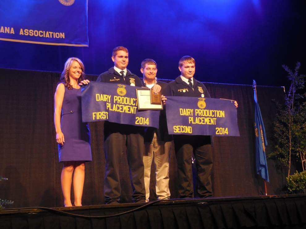 Walker FFA member to compete nationally _lowres