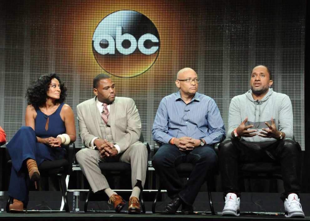 TV networks make unequal progress toward on-screen diversity _lowres