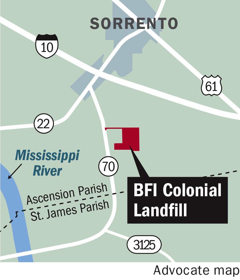 121516 BFI Colonial Landfill