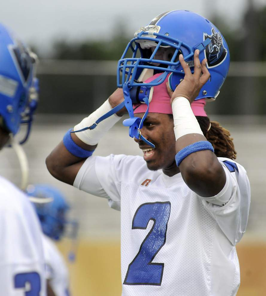 Northeast's Darryl Adams bounces back from injury _lowres