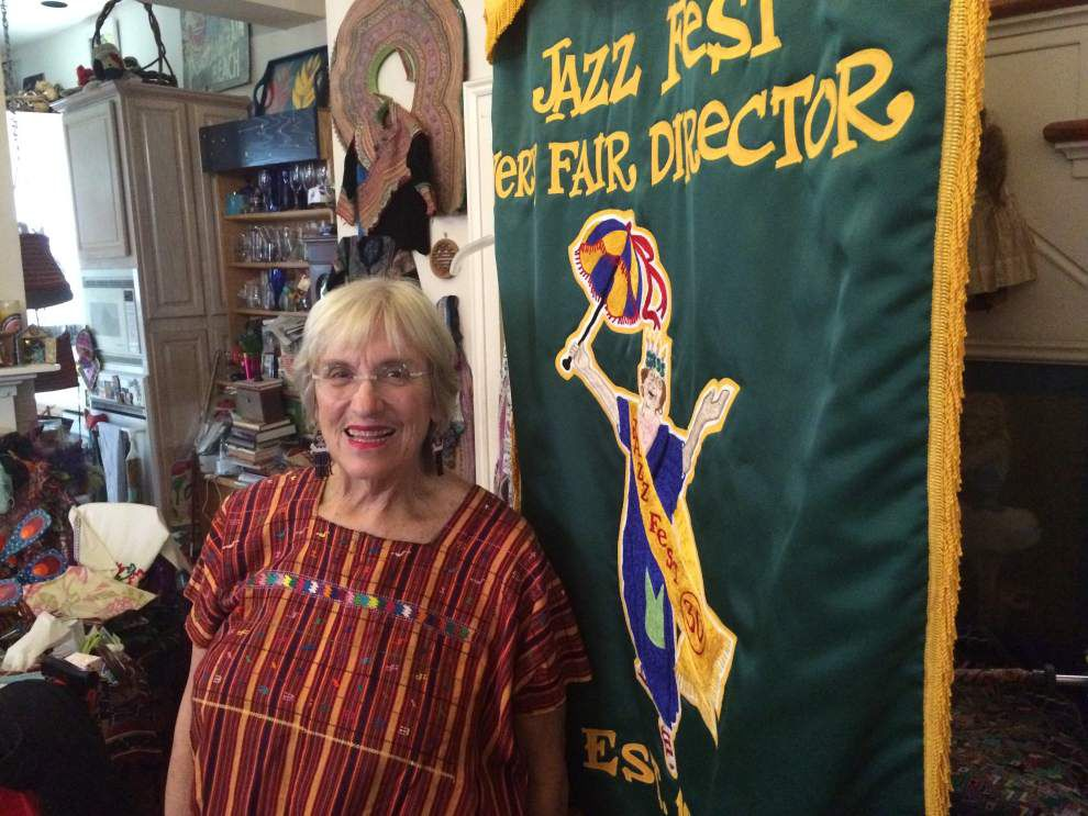 After violent carjacking, former Jazz Fest producer Nancy Ochsenschlager on the 'healing path' _lowres