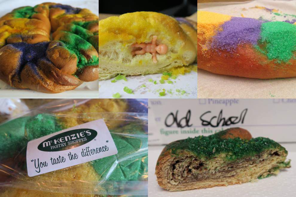 Ian McNulty: in the ever-changing realm of king cakes, why the classic style still matters _lowres