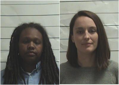 Shayla Shane, left; Nicole Kusmirek, right