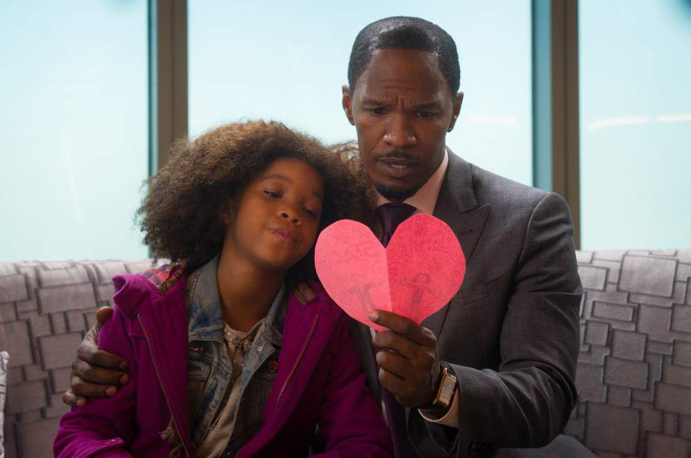 Review: Louisiana actress Quvenzhané Wallis shines in 'Annie' remake _lowres