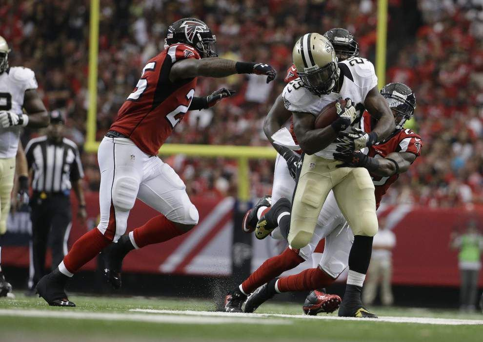 Saints are ready to make due without toughness of running back Mark Ingram in near future _lowres