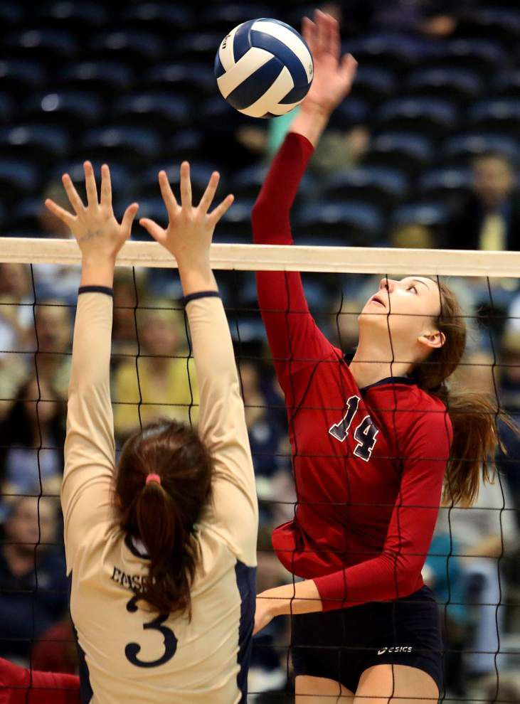 Photos: Kenner hosts LHSAA State Volleyball Tournament _lowres