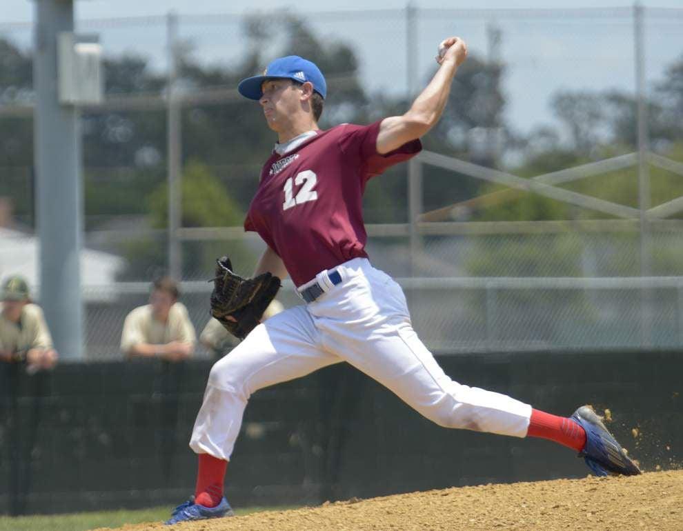 Sulphur pitcher Kale Breaux named Mr. Baseball _lowres