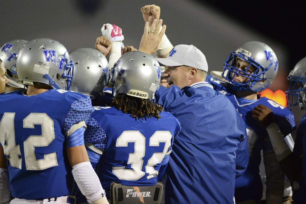 Livonia, West Feliciana set for Class 3A semifinal _lowres