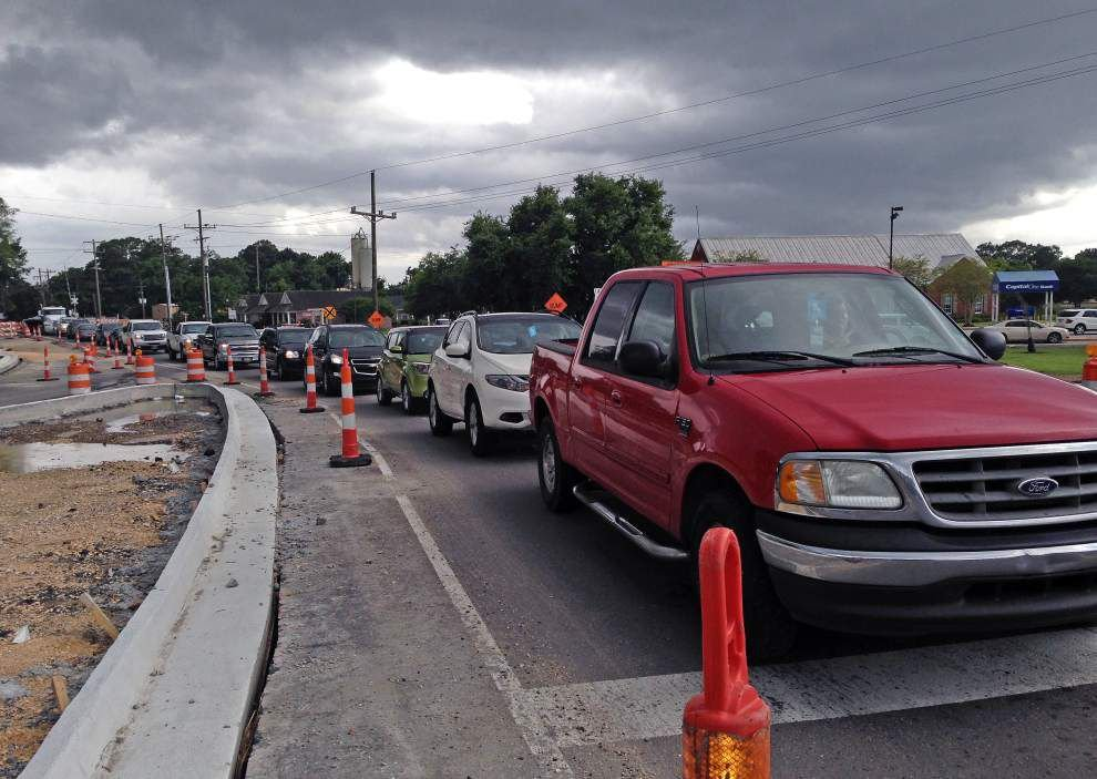Not every traffic study is created equal; Ascension Parish looking for one with a keener eye _lowres