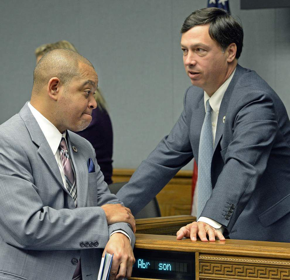 'The person I trust least': State Rep. Neil Abramson's controversial tactics win him few fans among legislators _lowres