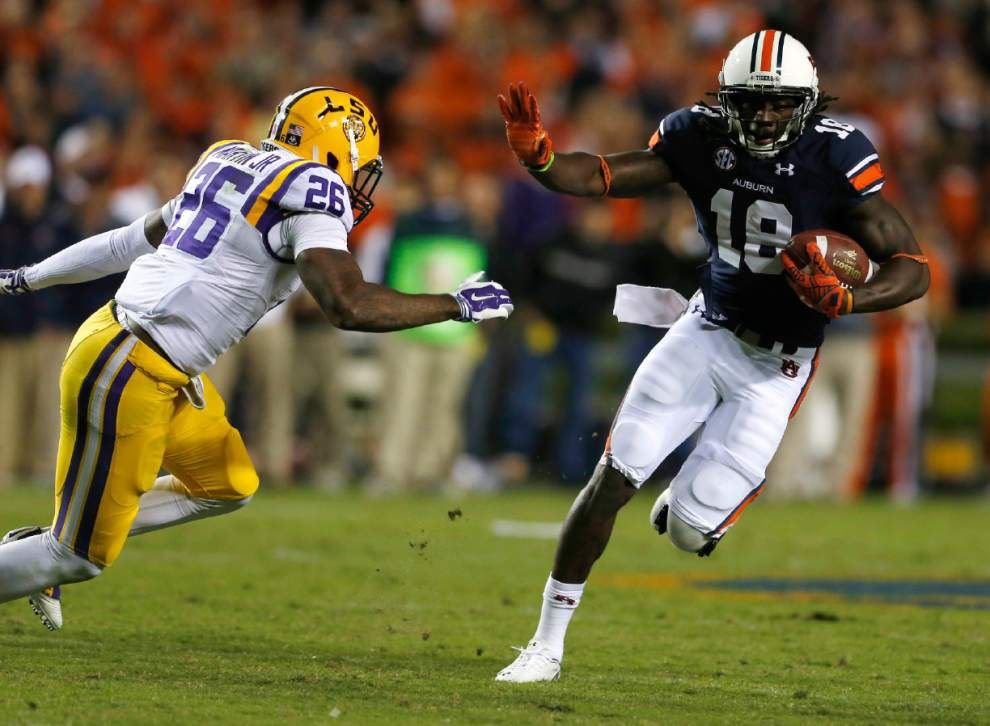 LSU or Auburn? Advocate experts, national pundits make their predictions on SEC West showdown _lowres