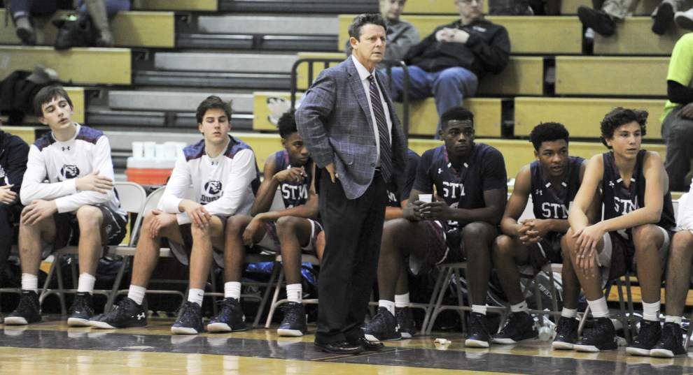 St. Thomas More, Lafayette Christian nab No. 1 seeds in boys basketball playoffs _lowres