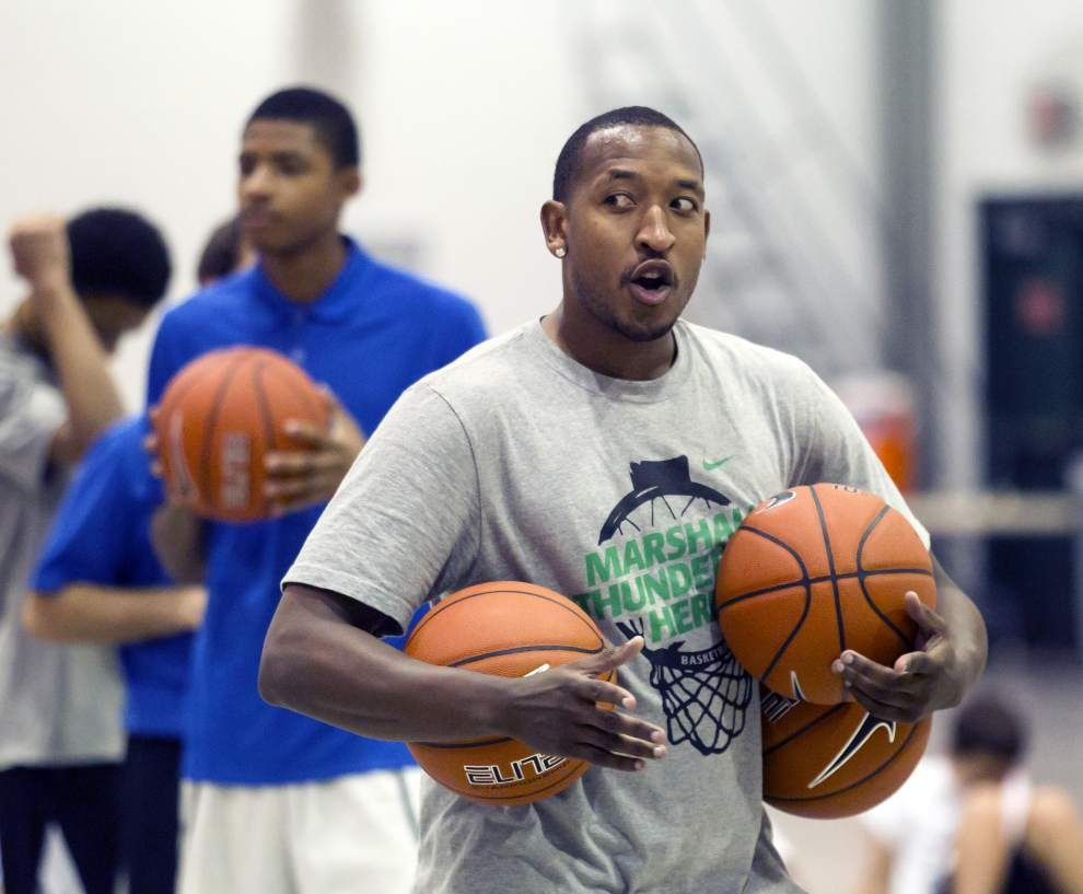 Final Chris Duhon basketball camp held _lowres