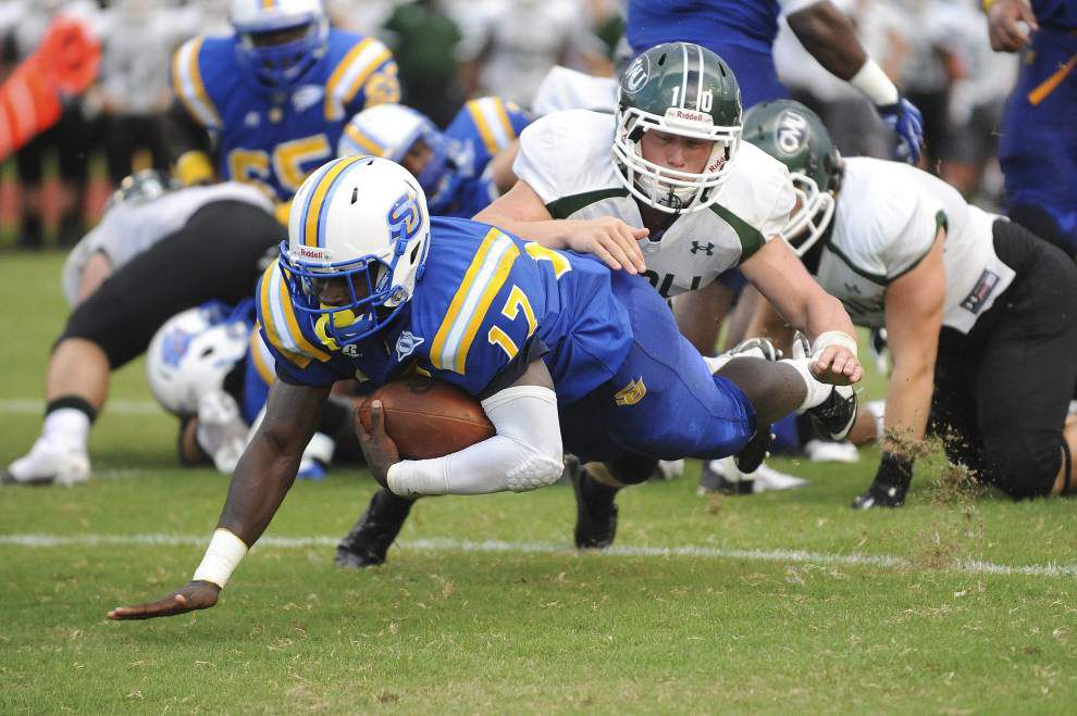 Photos: Southern hosts Central Methodist _lowres