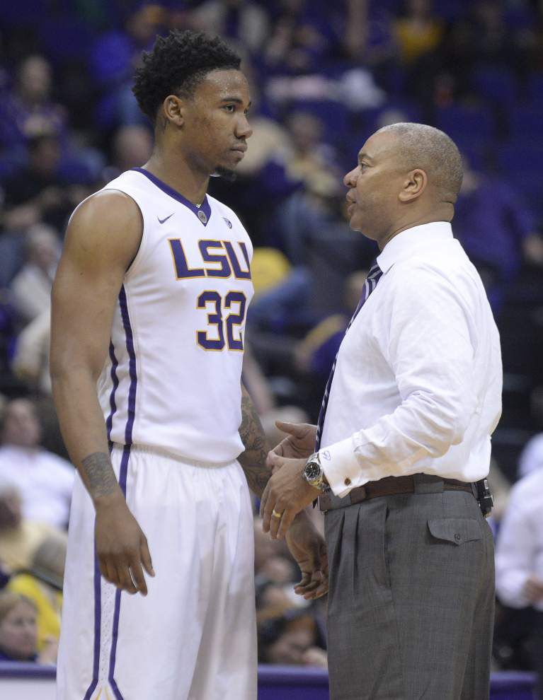 With three or four new starters, LSU will take on different look next season _lowres