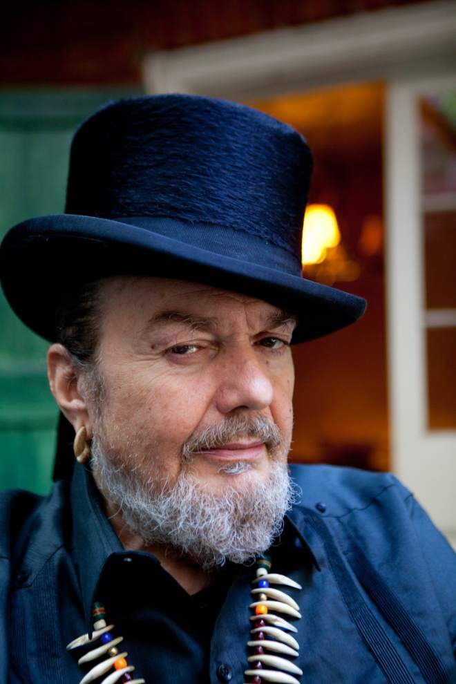 Dr. John to pay Jazz Fest-ending tribute to Louis Armstrong
