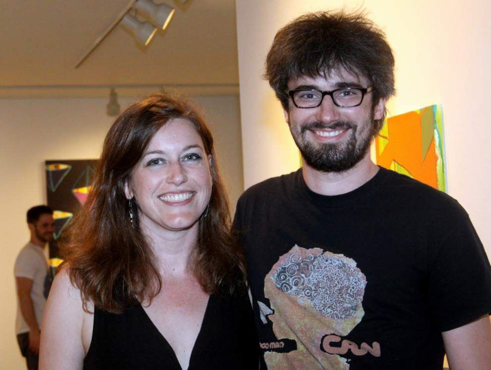 Steven Forster's Party Central: Koerner, Sizeler at UNO-St. Claude Gallery _lowres