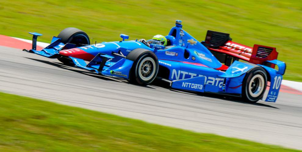 Coming off the street, IndyCar race 'would be too strenuous' for the regular person _lowres