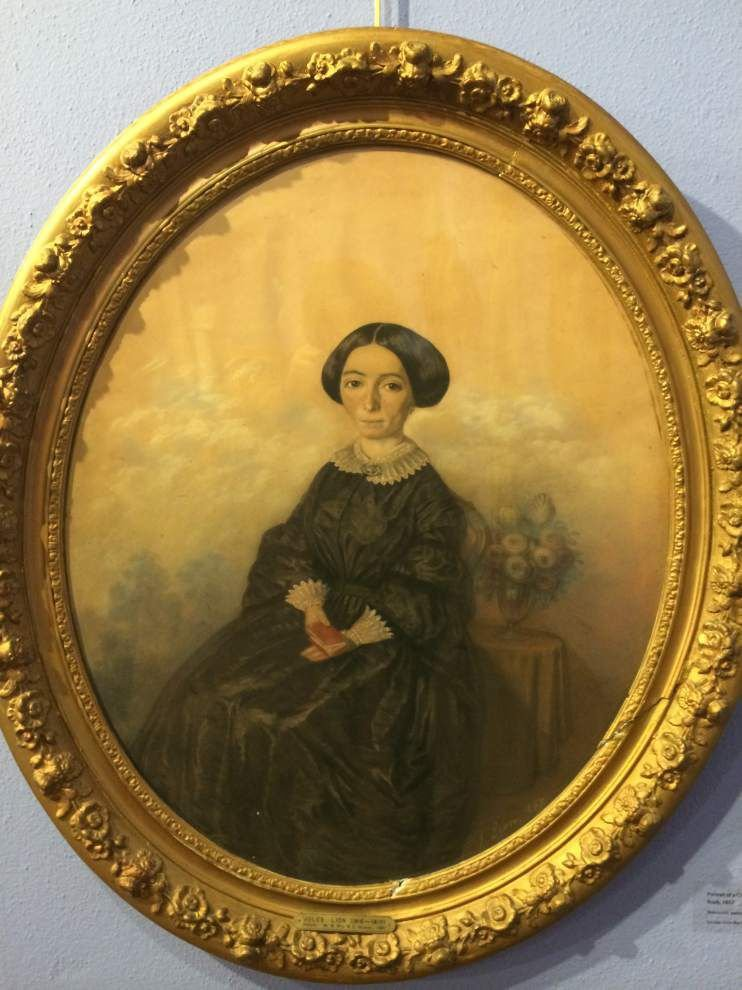 West Baton Rouge exhibit paints picture of state's wealth, impact in 1800s _lowres
