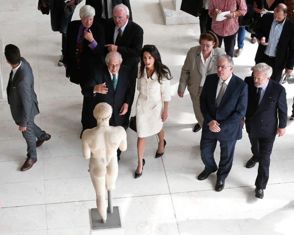 Greece pins hopes for Parthenon Sculptures on U.N. _lowres