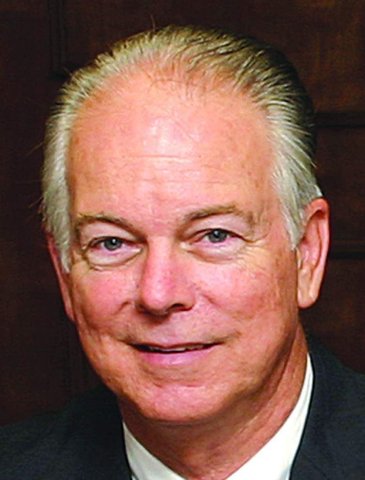 Plaquemines Parish President Amos Cormier dies at 70 _lowres