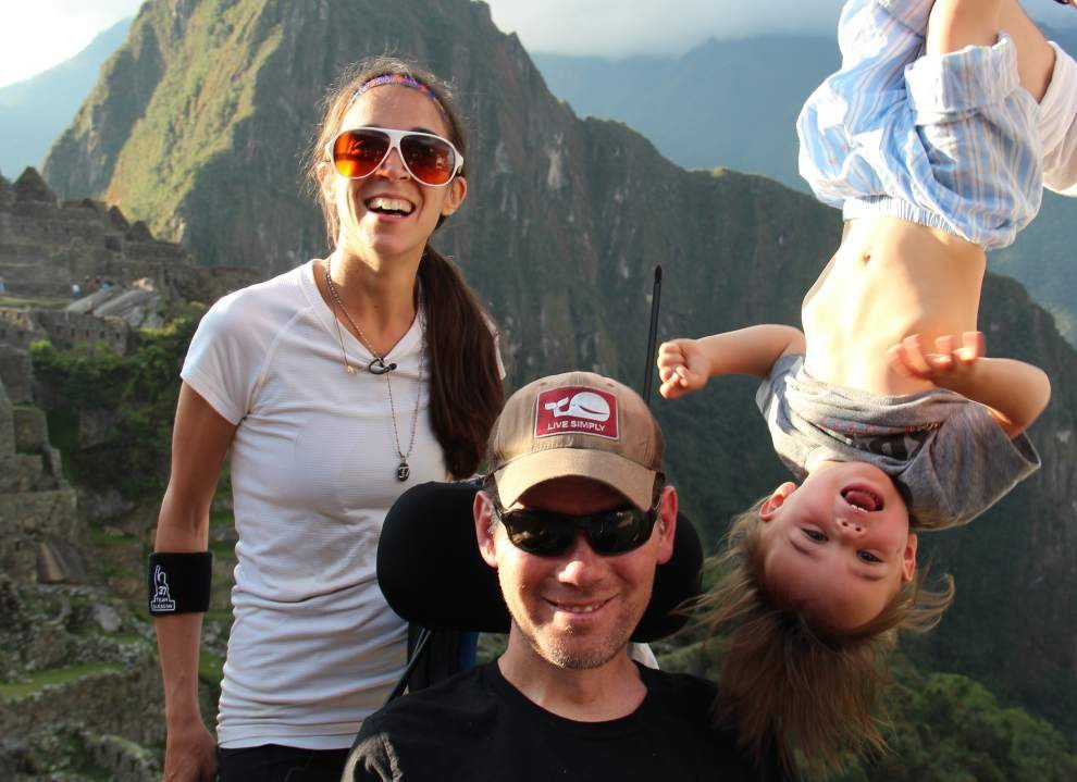 'Gleason' documents the devastation of ALS and Steve Gleason's determination to survive it _lowres