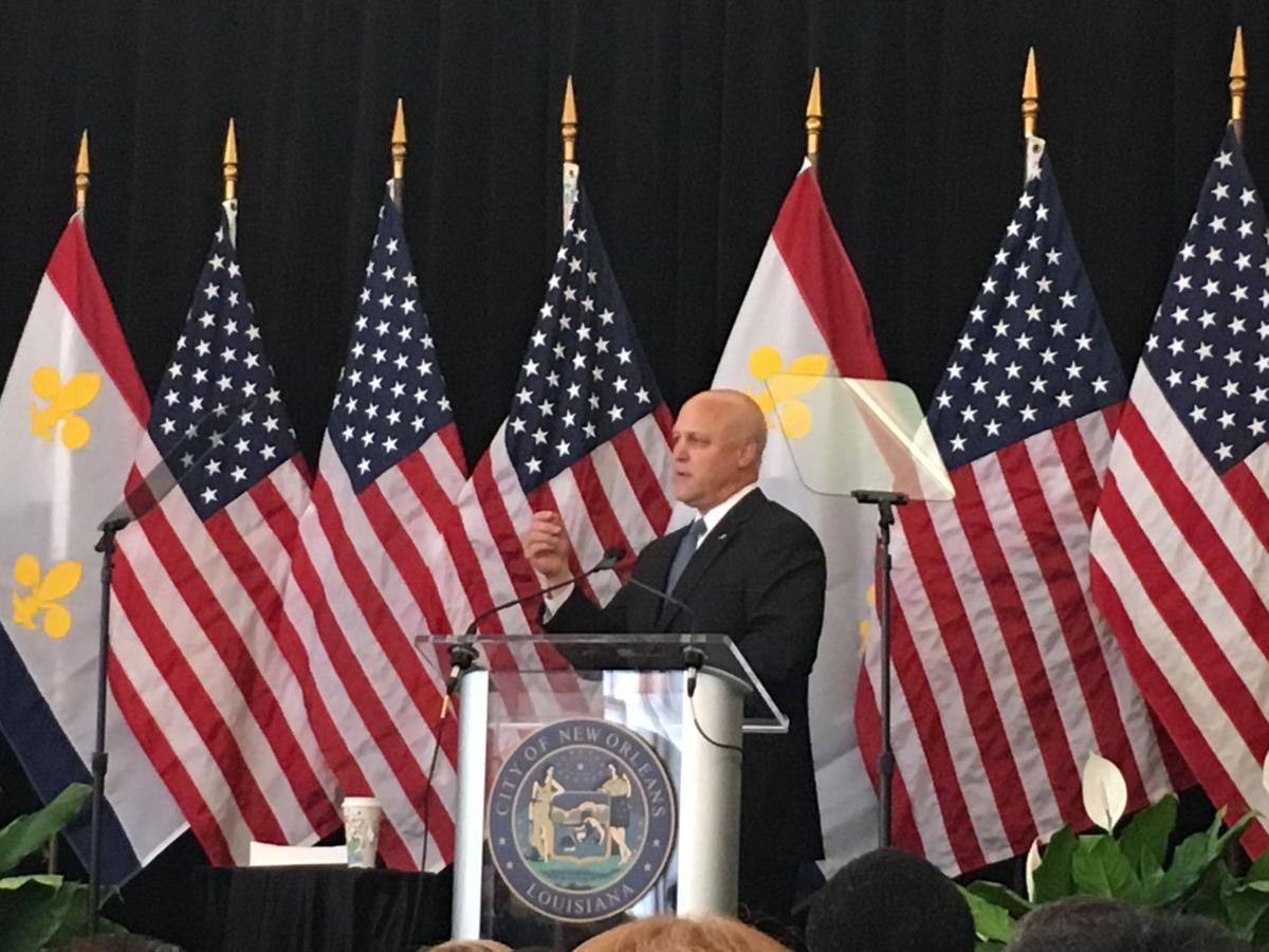 Mayor Landrieu to deliver his final State of the City address July 6_lowres